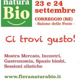 Natura Bio con date 2017