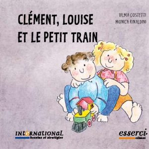 clement Louise et le petit train