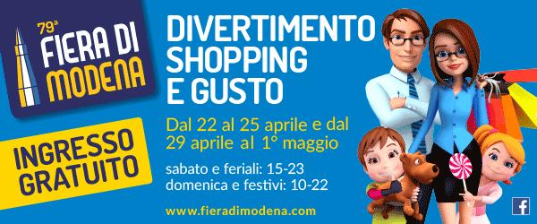 Veniteci a trovare a Modena!