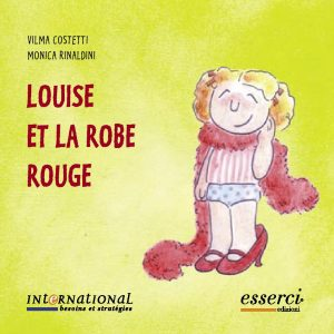 louise robe rouge
