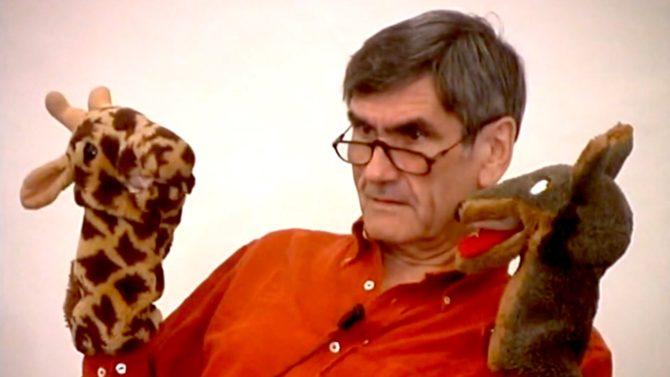 La Giraffa e lo Sciacallo