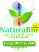 Fiera Natura Bio Settembre 2018 CORREGGIO (RE)