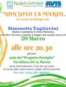 INCONTRO CON L'AUTRICE Simonetta Tagliavini