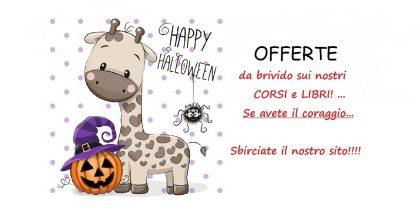 Offerte di Halloween!